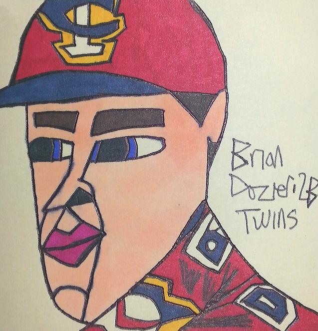 Brian Dozier par armattock